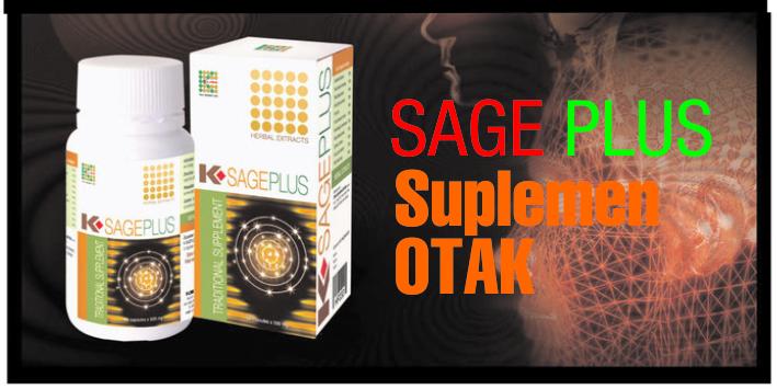 SagePlus Suplemen Otak