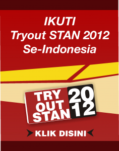 Tryout STAN